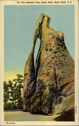 The Needle's Eye, State Park