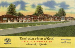 Remington Arms Motel, U. S. Highway 20