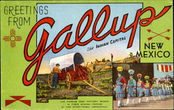 Greetings From Gallup
