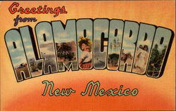 Greetings From Alamogordo