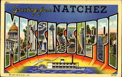 Greetings From Natchez