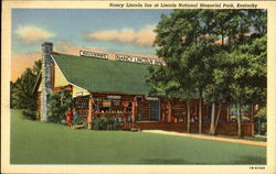 Nancy Lincoln Inn Postcard