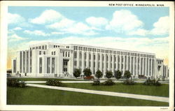 New Post Office Postcard