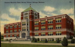 Eastern Montana State Normal School