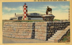 Bill Hart Monument And Airport