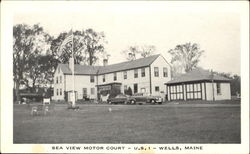 Sea View Motor Court, U. S. 1