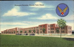 Permanent Barracks Chanute Field