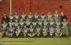 Father Flanagan's Boys Town Football Squad
