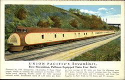Union Pacific's Streamliner