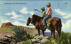 Cowhands In The Great Southwest