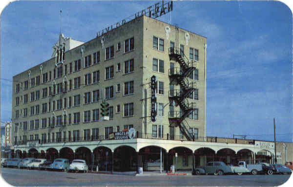 Naylor Hotel San Angelo Texas