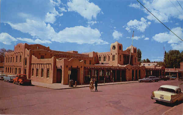 United States Post Office Santa Fe New Mexico