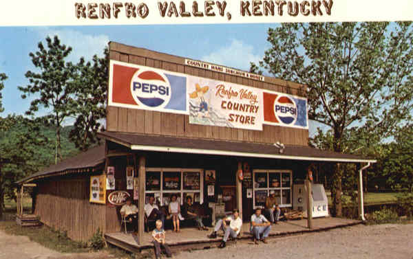 country music center renfro valley country store kentucky. Black Bedroom Furniture Sets. Home Design Ideas