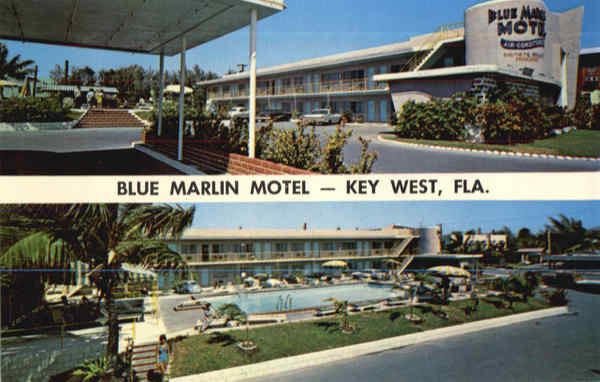 Florida Hotels Blue