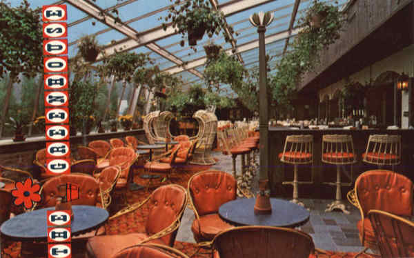 The Greenhouse Lounge Erie Pennsylvania