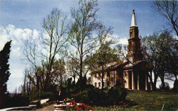 The Principia College Chapel Elsah Illinois