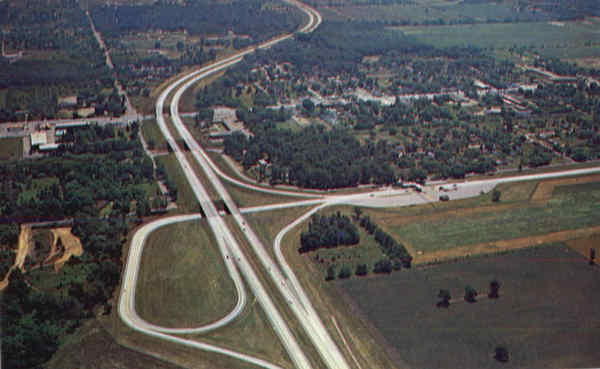 Indiana Toll Road South Bend