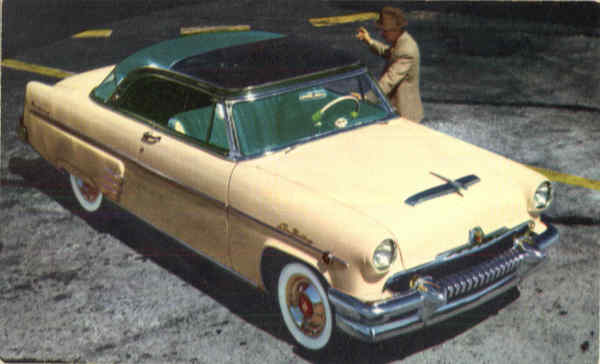 1954 Mercury Monterey Sun Valley Coupe Cars