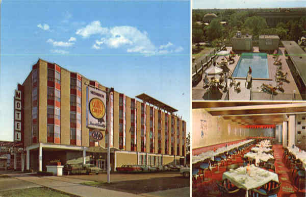 Town Tower Motel, North Michigan Street South Bend Indiana