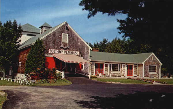 Boothbay Playhouse and Theatre Museum Maine