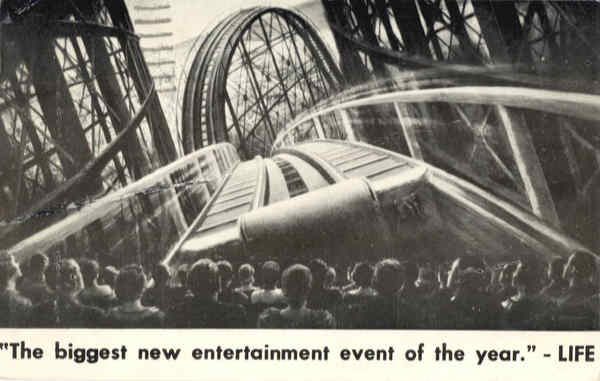 Cinerama The biggest new entertainment event of the year. - Life