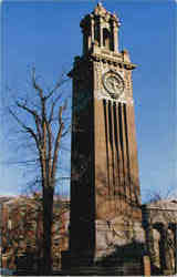 Clock Tower, Brown University