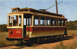 No. 316 Bronx Trolley
