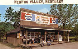 Country Music Center Renfro Valley Country Store