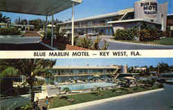 Blue Marlin Motel, Simonton St.