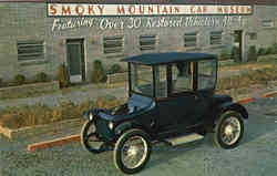 1917 Detroit Electric, Model 68