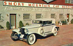 Smoky Mountain Car Museum