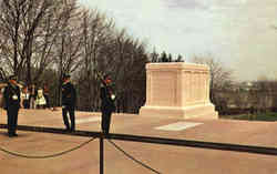 Changing The Guard Tomb Of The Unknown Soldier, Arlington National Cemetery