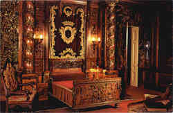 Vanderbilt Mansion Bedroom