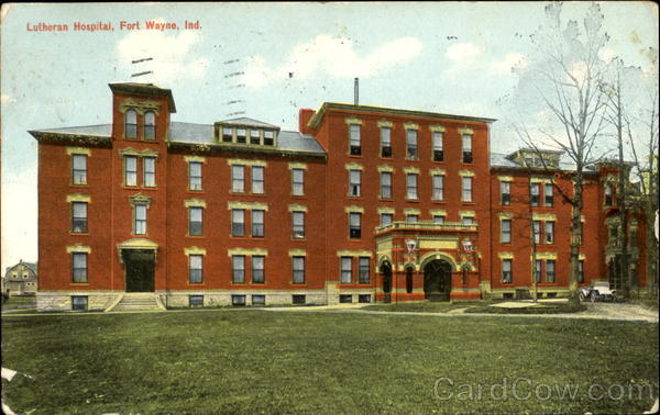 Lutheran Hospital Fort Wayne Indiana