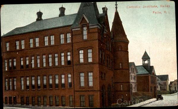 Catholic Institute Valley Falls Rhode Island