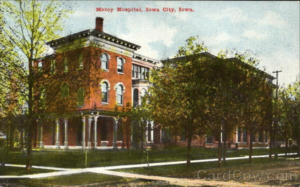 Mercy Hospital Iowa City