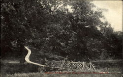 Rustic Bridge, State Normal School