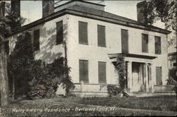 Hetty Green's Residence