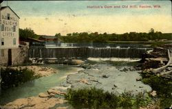 Horlick's Dam And Old Mill