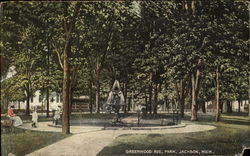 Greenwood Ave, Park