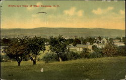 Bird's-Eye View Of West Swanzey