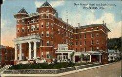 New Moody Hotel And Bath House