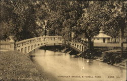 Sohuyler Bridge, Kitchell Park