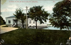 Power Plant Of Rock Island Arsenal