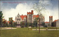 Ryerson Physical Laboratory From Campus, University Of Chicago Postcard