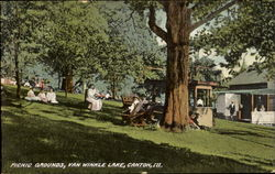 Picnic Grounds, Van Winkle Lake