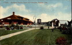 Southern Pacific Depot And Grounds