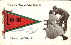 You Can Have A Jolly Time In London
