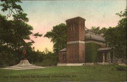 Lew Wallace Library and Monument