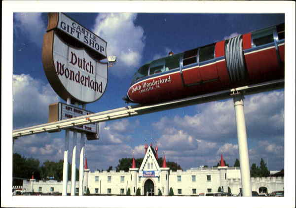 Dutch Wonderland, U.S. Route 30 East Lancaster Pennsylvania